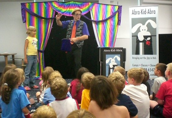 Magic Show St. Louis