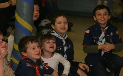 Blue And Gold Entertainment St Louis Mo Il Cub Scout Magician