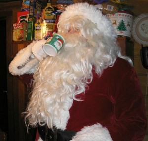 Holiday Party Planning with Santa