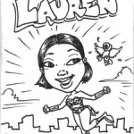 Caricaturist Sample 2
