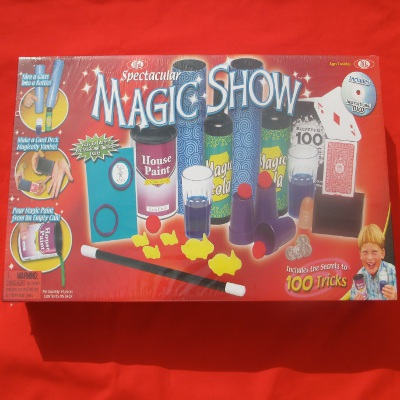 Amazing Magic Show Set