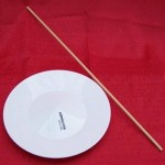 Spinning Plate and Stick