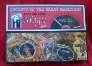 Super Deluxe Magic Set