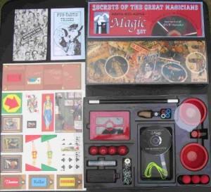 Super Delue Kit--Inside View