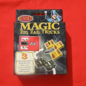 Zig Zag Magic Set