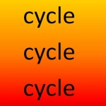 Wordle Game Show--cycle puzzle