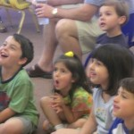 summer reading show audience