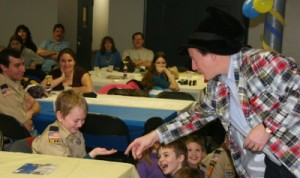Cub Scout Magic Show