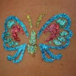 glitter-tattoo-butterfly